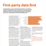 Twinkle Conversie Rubriek april 2017: First Party Data First