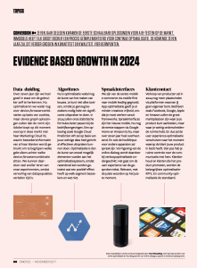 Evidence Based Growth in 2024