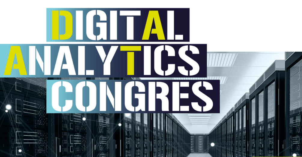 Digital Analytics Congres: Tech, Business en CRO